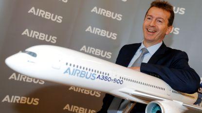 CEO Guillaume Faury waarschuwt dat crisis voortbestaan Airbus bedreigt