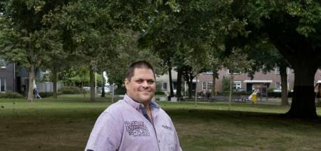 Johan Kerren uit Helmond ging van zeven naar drie keer XL