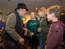 Leerlingen Troubadour overrompeld door oorlogsverhalen