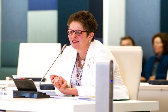 Deventer wethouder Liesbeth Grijsen.