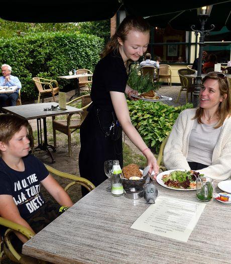 Brasserie Rodestein: een mooie zomeravond met een uitgeklede winterklassieker