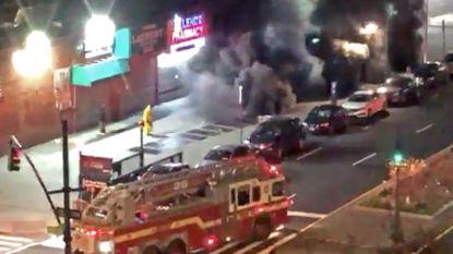 Dode en 17 gewonden door felle metrobrand in New York