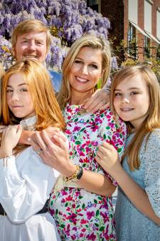 Koningin Máxima viert 49ste verjaardag thuis
