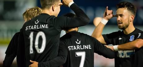FC Eindhoven wordt fitter en gaat voor drie op een rij