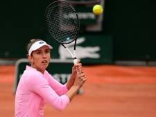 Sans problème, Elise Mertens file au deuxième tour