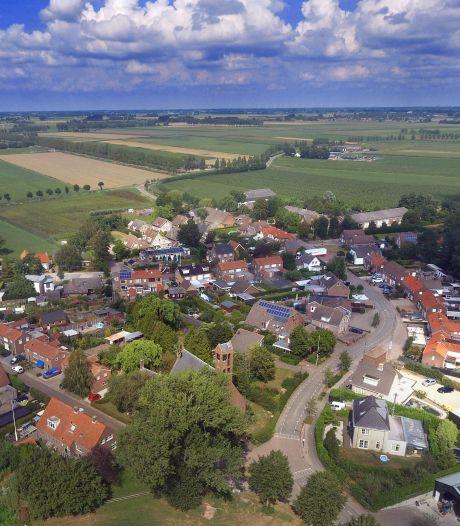 Groeten uit Drongelen, een dorp van 400 inwoners langs het Oude Maasje