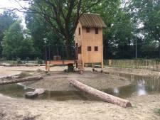 Uitbreiding van speeltuin Elckerlyc officieel open met Pinksteren