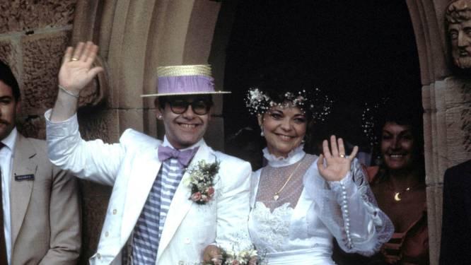 Elton John treft schikking met ex-vrouw