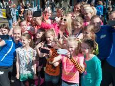 Leerlingen van basisschool De Sprenge in Vaassen lopen voorop met Nationale Sportweek