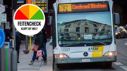 FEITENCHECK: Rijden asielzoekers gratis met de bus?