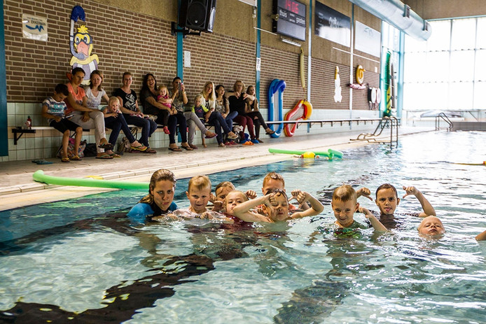Zwembad den Ekkerman in Veldhoven