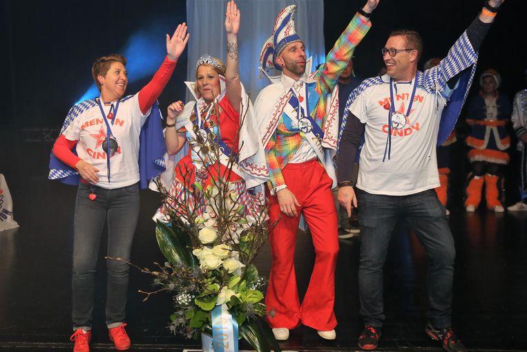 Eind januari wonnen Prins Peter en Prinses Cindy de Prinsenverkiezing. Zaterdag start hun heerschappij over Carnaval Halle.