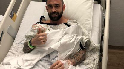Defour geopereerd, blessure Mertens valt mee