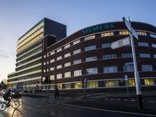 Werknemers Siemens naar Den Haag om hulp te vragen