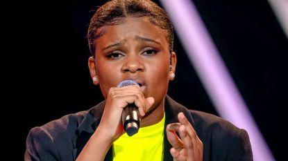 Kippenvel in 'The Voice Kids': Grace laat monden openvallen met nummer van Billie Eilish