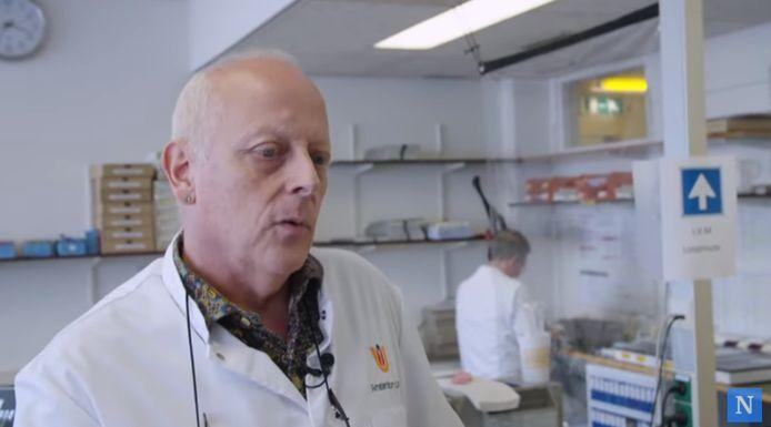 Paul van der Valk, hoogleraar pathologie Amsterdam UMC