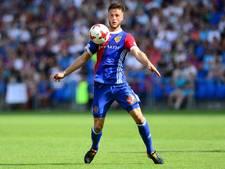 Van Wolfswinkel na bijna drie maanden weer terug bij FC Basel