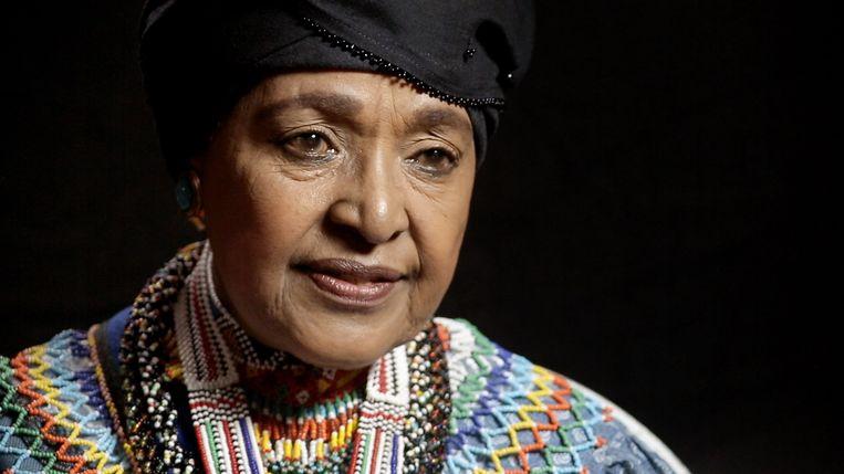 Winnie Mandela Beeld TR BEELD