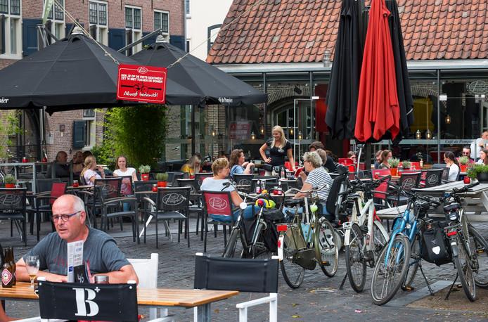 Café De Pompier heeft plek 33 bemachtigd in de café top 100 van van Misset Horeca.