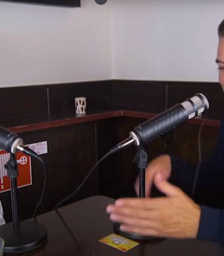 Verbijstering om podcast Lange Frans: 'OM moet onderzoeken of video strafbaar is'