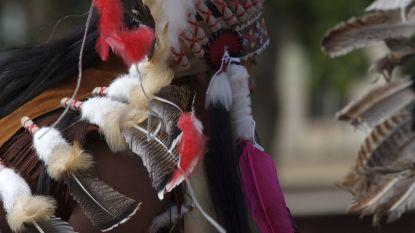 Drie maanden cel voor zelfverklaarde indiaan die met tomahawk krantenwinkel binnenstapte