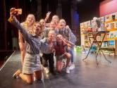 Zelfs zonder applaus steelt groep 8 de show in de Lievekamp