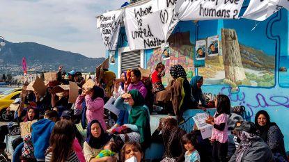 Duizenden migranten vanuit Turkije aangekomen in Griekenland