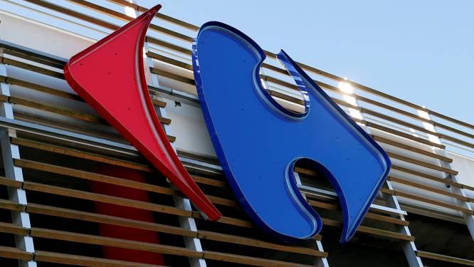 Carrefour stopt met verkoop plastic zakken aan kassa