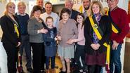 Germaine Nicolas viert 104de verjaardag