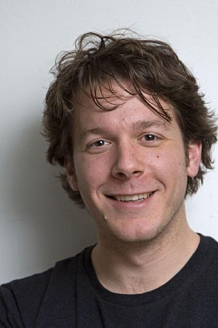 Vincent van der Vlies, veiligheidsexpert Beeld