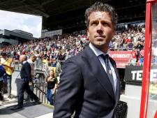 Jean-Paul de Jong ontslagen bij FC Utrecht