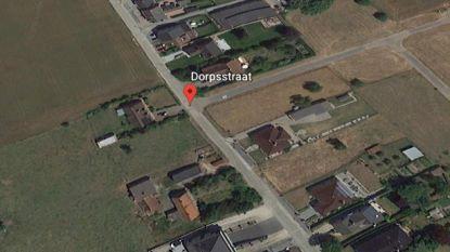 Inbraakpoging mislukt in Dorpsstraat