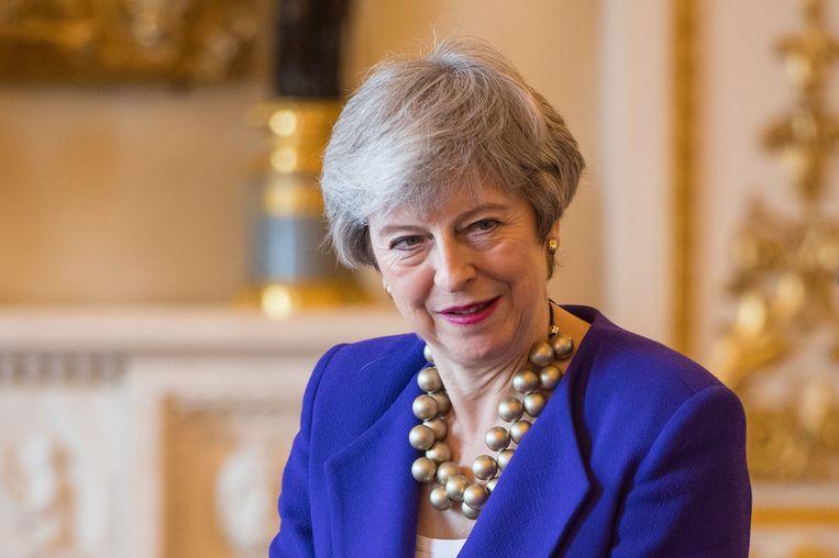 Theresa May zoekt in extremis nog naar extra garanties om haar brexitakkoord volgende week door het parlement te kunnen loodsen