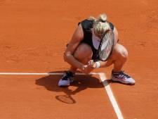 Kerber blameert zich opnieuw in eerste ronde Roland Garros