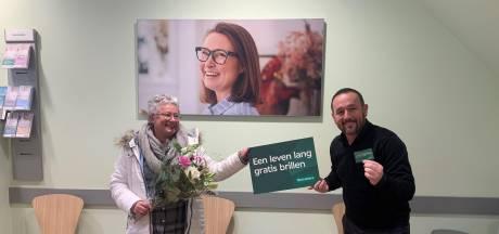 Dinxperlose wint leven lang gratis brillen bij Specsavers Winterswijk