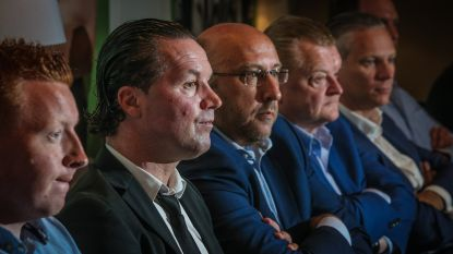 Beerschot-Wilrijk stelt Vreven en negen (!) assistenten voor