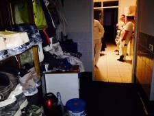 PIT vindt brandgevaarlijke slaapkamers in Helmond