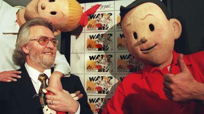 Suske en Wiske-tekenaar keert terug voor jubileumstrip