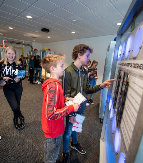 Leerlingen uit Goor denken na over ideale samenleving