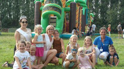 Wish'z festival is speelparadijs voor kinderen