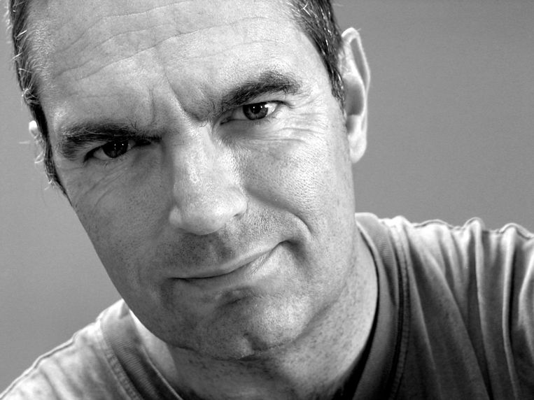 Martin de Haan is essayist en vertaler van onder andere Michel Houellebecq en Milan Kundera. Beeld -