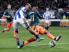 Samenvatting | sc Heerenveen - Ajax