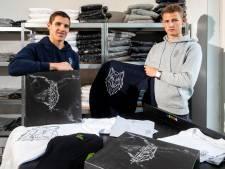 Nils (18) en Jeremy (19) zijn zakenmannen als hobby