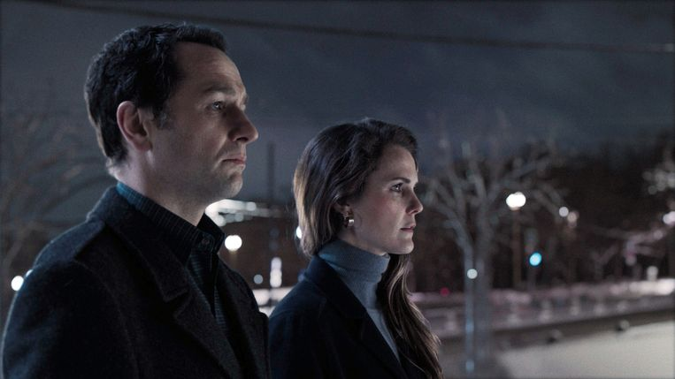 'THE AMERICANS' Beeld FX