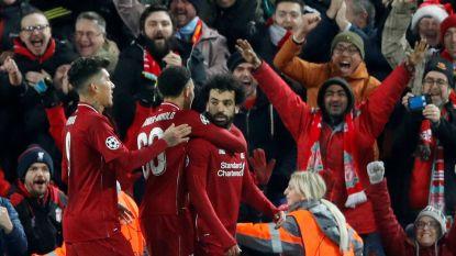Mertens en Napoli blazen aftocht, nieuw kunststukje Salah loodst Liverpool naar achtste finales