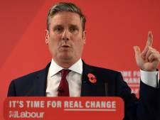 Starmer volgt Corbyn op als partijleider Britse Labourpartij