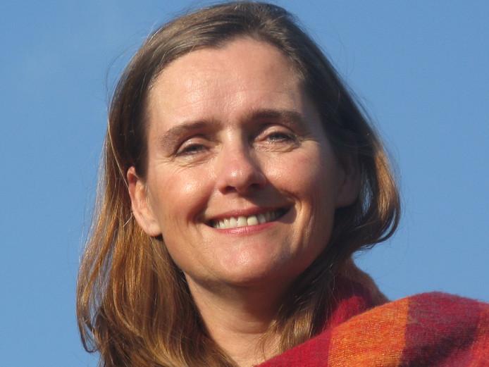 Janet Duursma GroenLinks uit Delden. foto pr