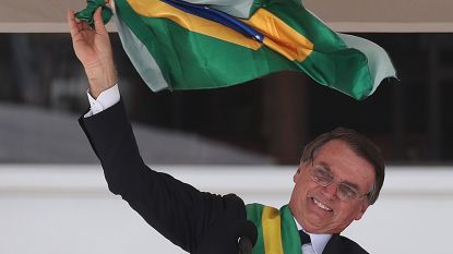 Nieuwe Braziliaanse president staat open voor Amerikaanse legerbases in zijn land