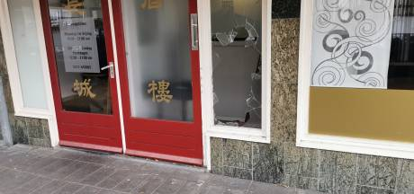 Glas vernield bij inbraak in Chinees restaurant in Wageningen