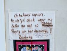 'Onbekend meisje' Ilona ontroert Alblasserdam met zestien woorden